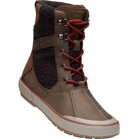 Keen Elsa II Wool WP Scarpe Donna marrone